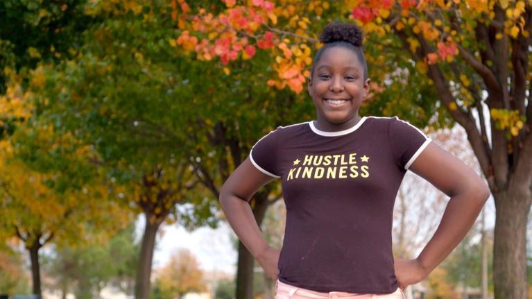 Pushout: The Criminalization of Black Girls in Schools: Samaya's Story