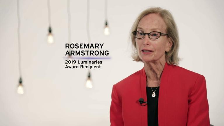 WEDU Specials: The Luminaries 2019: Rosemary Armstrong