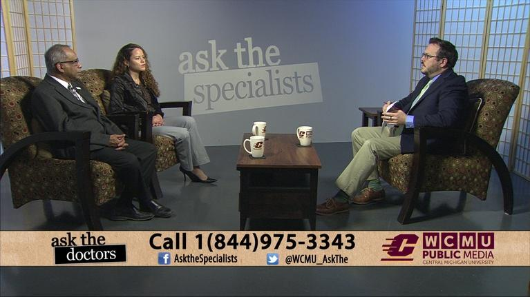 Ask The Specialists: Ask The Doctors