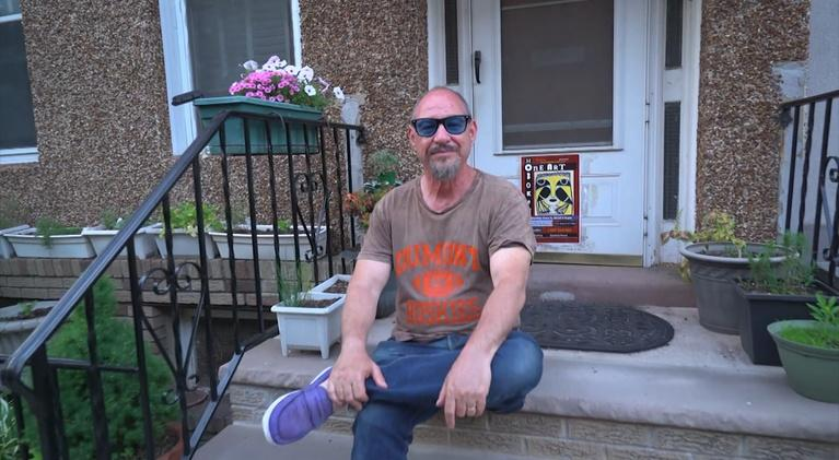 State of the Arts: Danny Shot, Poet
