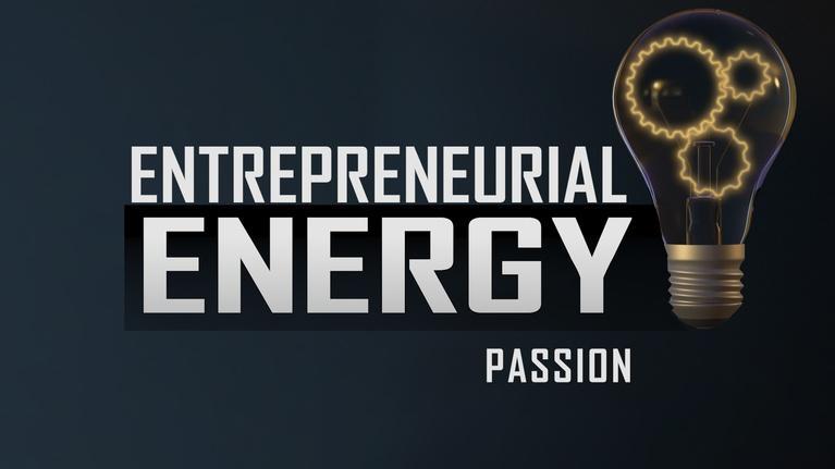 WFWA PBS39: Entrepreneurial Energy - PASSION