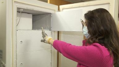 NJ hospitals prep extreme Freezers for COVID-19 vaccine