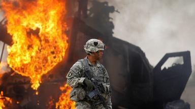 America's Longest War Ends