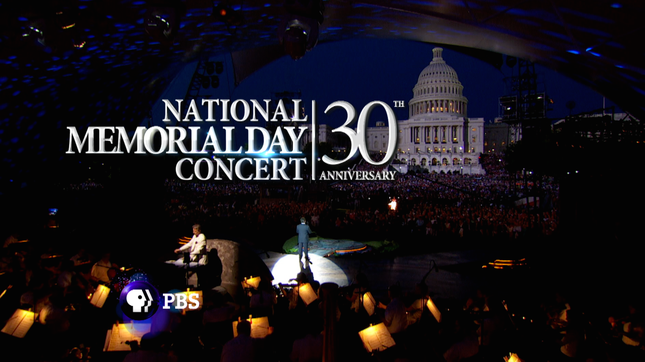 National Memorial Day Concert - WATCH LIVE!