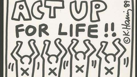 American Masters -- Keith Haring: Street Art Boy trailer
