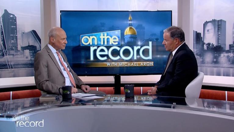 On the Record: Assemblymen John McKeon and Jon Bramnick