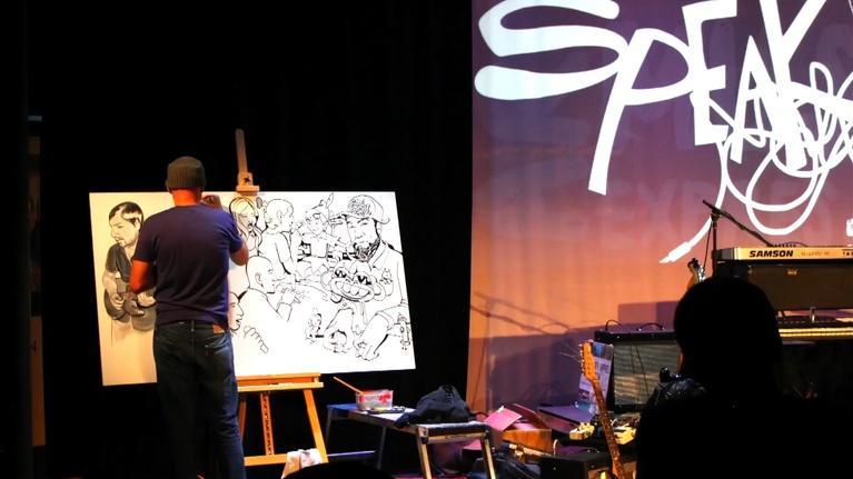 Art Loft: Episode 527- Speakfridays, Robot Art, and more!