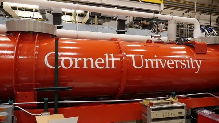 WEDU Quest: 503: Cornell High Energy Synchrotron Source (CHESS)