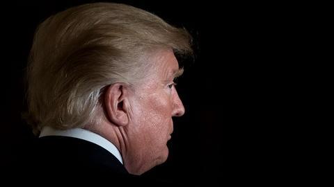 PBS NewsHour -- The Trump Impeachment Trial - Day 1