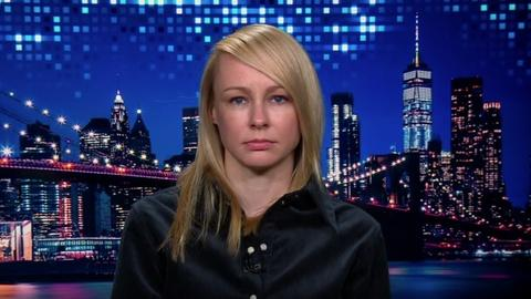 Amanpour and Company -- Director Kitty Green on Toxic Behavior in the Film Industry
