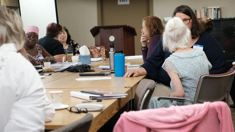 Chasing the Dream: Chasing the Dream: Food Bank Southern Tier Speakers Bureau