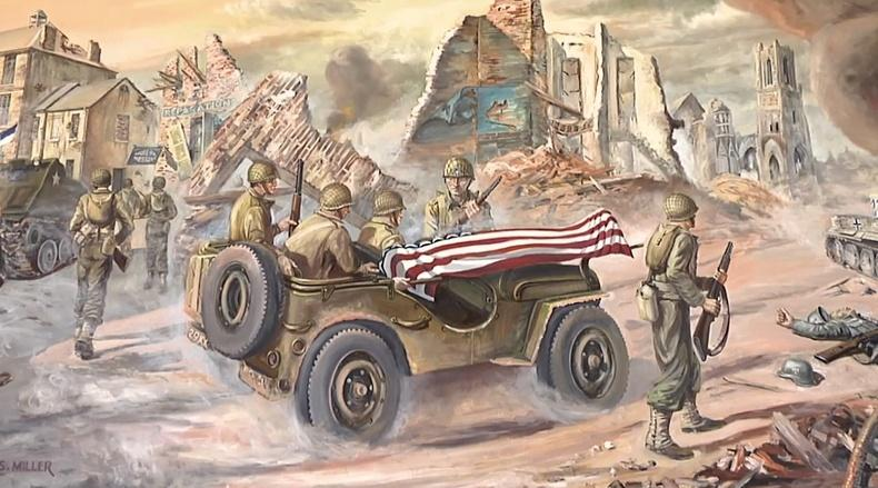 Honoring South Carolina Veterans logo
