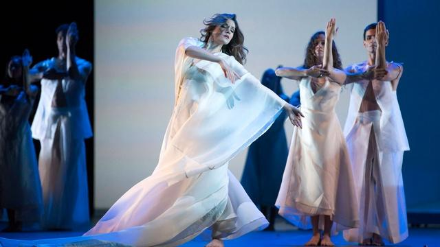 Friday at 8 pm - Orphee et Eurydice