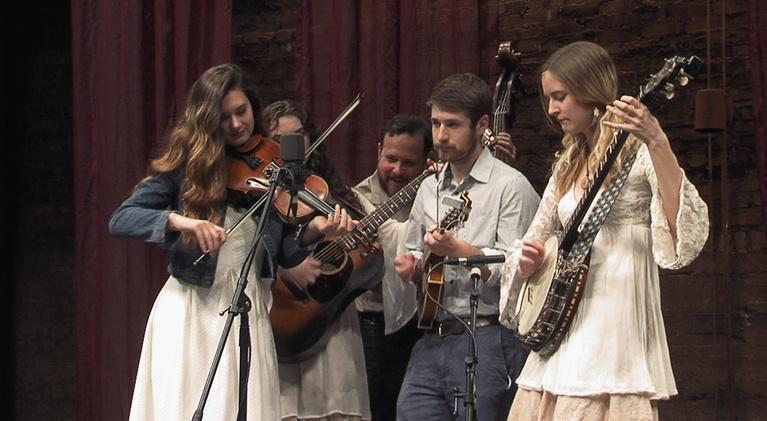Song of the Mountains: ETSU Old Time Ramblers / Amanda Cook Band