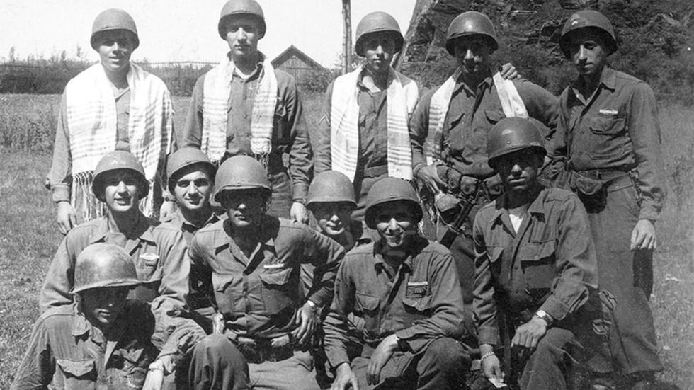 GI JEWS: JEWISH AMERICANS IN WORLD WAR II image