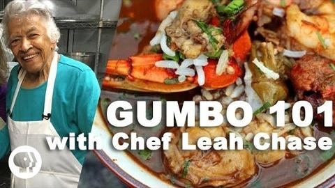Nourish -- Gumbo 101 with Chef Leah Chase