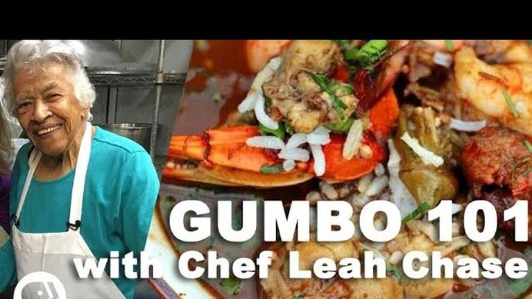 Nourish: Gumbo 101 with Chef Leah Chase
