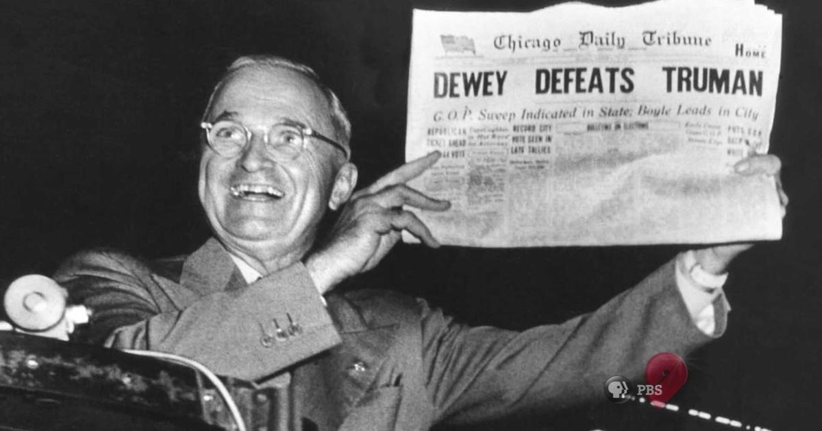 Living St. Louis | Dewey Defeats Truman | PBS