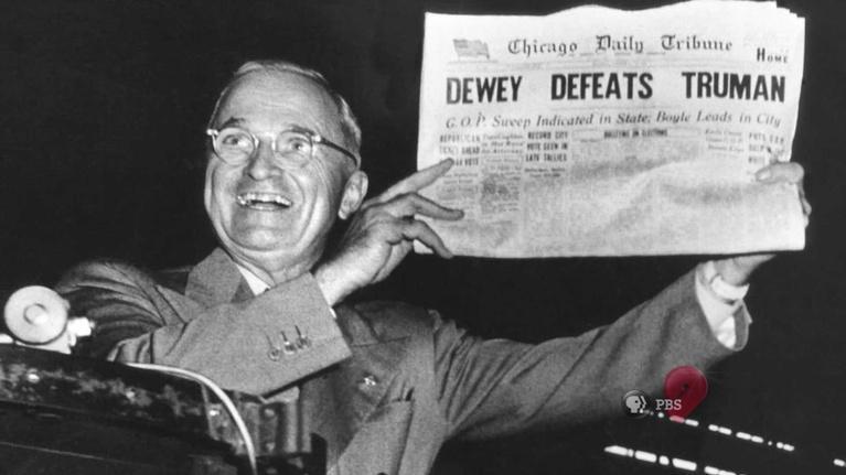 Living St. Louis: Dewey Defeats Truman
