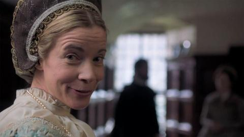 Lucy Worsley's Royal Myths & Secrets -- Queen Elizabeth I's Encounter with the Count of Feria