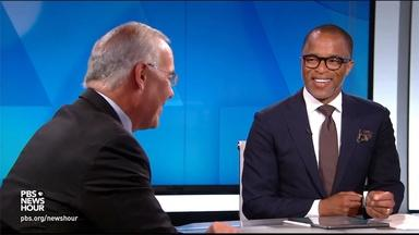 Brooks and Capehart on Trump emails to DOJ, US-Russia summit