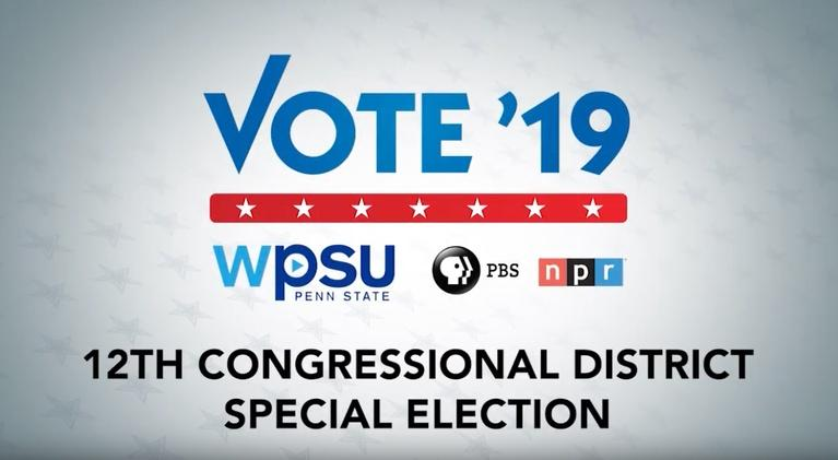 WPSU Vote - Election Coverage: Vote '19: 12th Congressional District Candidates