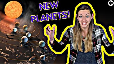 Physics Girl -- Everything you should know about TRAPPIST-1 exoplanets