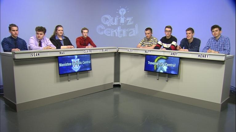 Quiz Central: Manistee Catholic Central vs. Traverse City Central