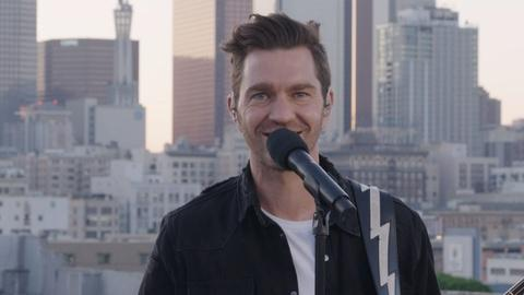 Behind the Scenes Interview with Andy Grammer