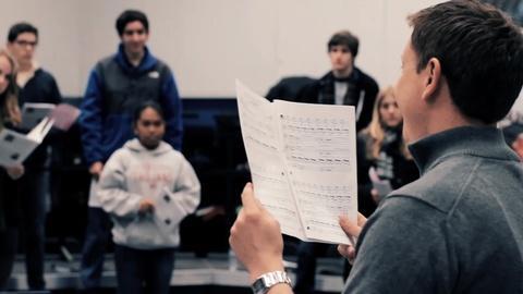 Big Voice -- Choir Rehearsal