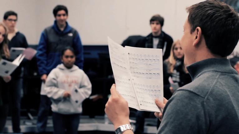 Big Voice: Choir Rehearsal