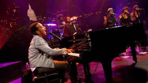 Austin City Limits -- John Legend & The Roots: Wake Up!