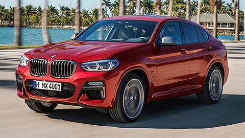 S38 E19: 2019 BMW X4 & Subcompact SUV Challenge