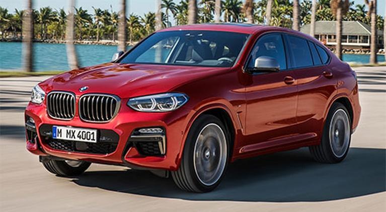 MotorWeek: 2019 BMW X4 & Subcompact SUV Challenge