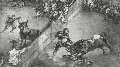 "NYC-ARTS The Met, ""Goya's Graphic Imagination"""