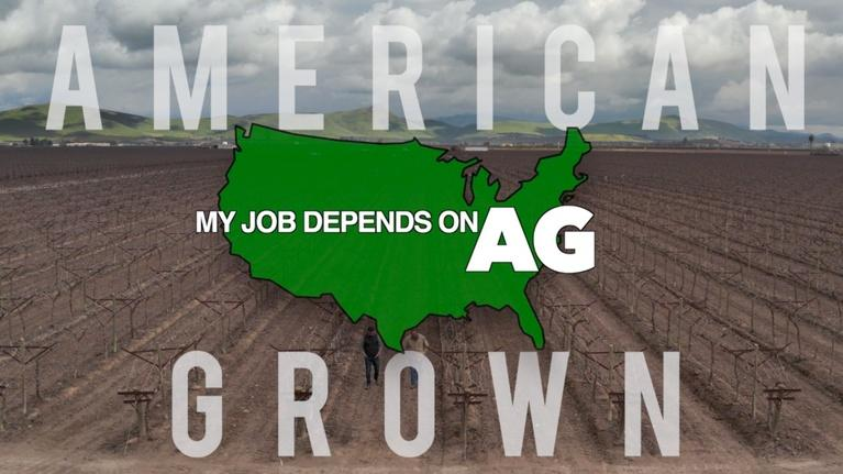 American Grown: My Job Depends on Ag: American Grown: My Job Depends on Ag - How MJDOA was born
