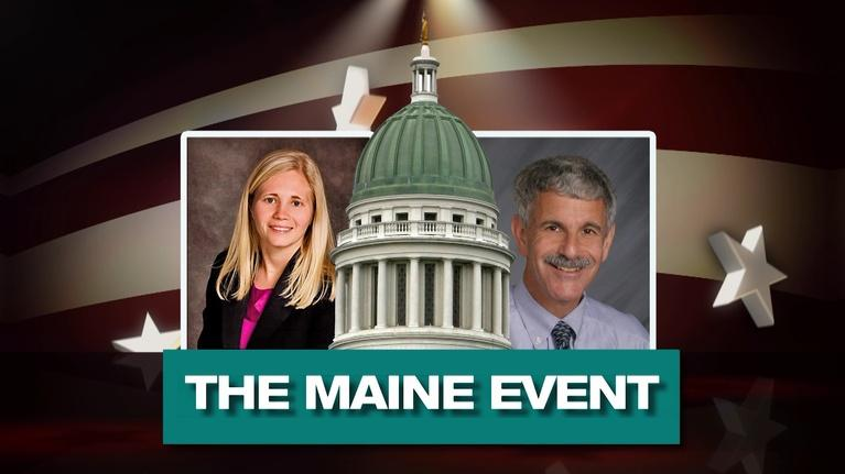 The Maine Event: Democratic Party Candidate for Maine Governor Janet Mills