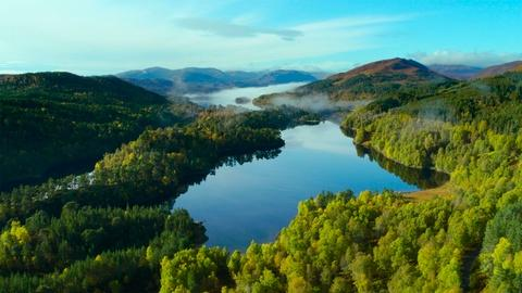 The Age of Nature -- The Creation of 'Trees for Life' to Rewild Scotland