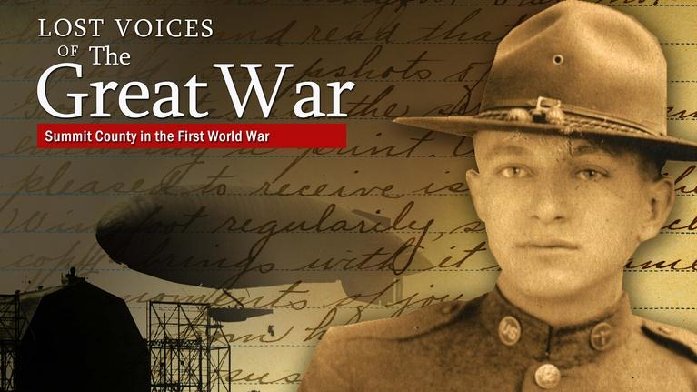 Western Reserve Public Media Specials: Lost Voices of the Great War: Summit County in WWI