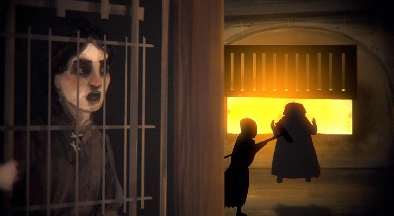 Monstrum: The Dark Origins of Hansel and Gretel