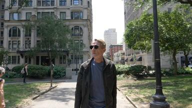 """Lee Child: Not """"The Man"""""""