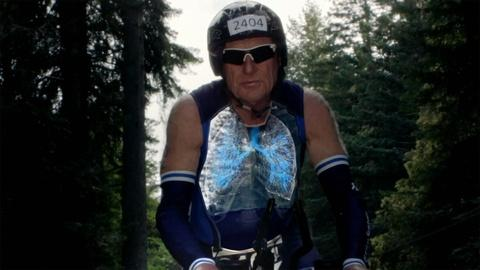 The Amazing Human Body -- Lew Hollander, Triathlete