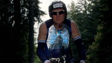 Lew Hollander, Triathlete