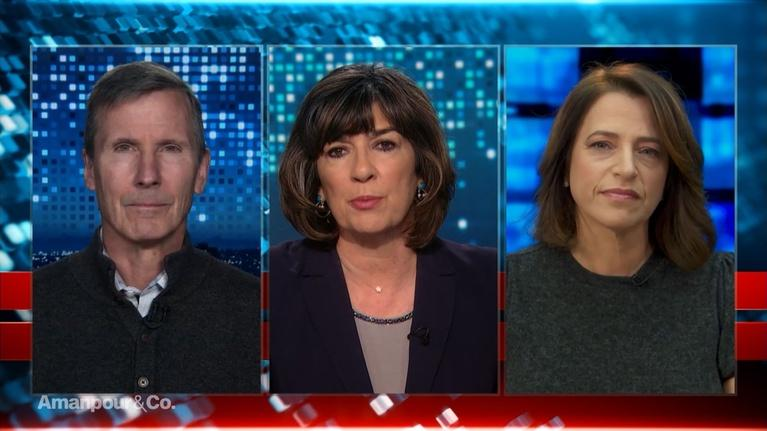 Amanpour and Company: Experts Discuss Coronavirus and Chinese Political Leadership