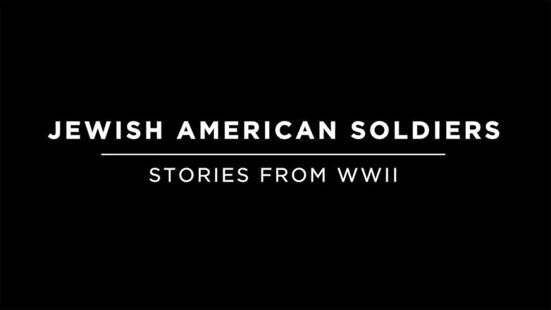Jewish American Soldiers: Stories From WWII logo