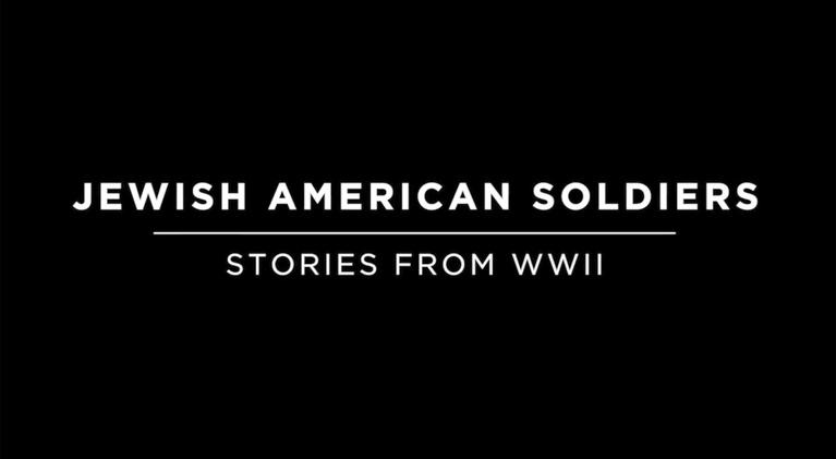 SCETV Presents: Jewish American Soldiers: Stories From WWII