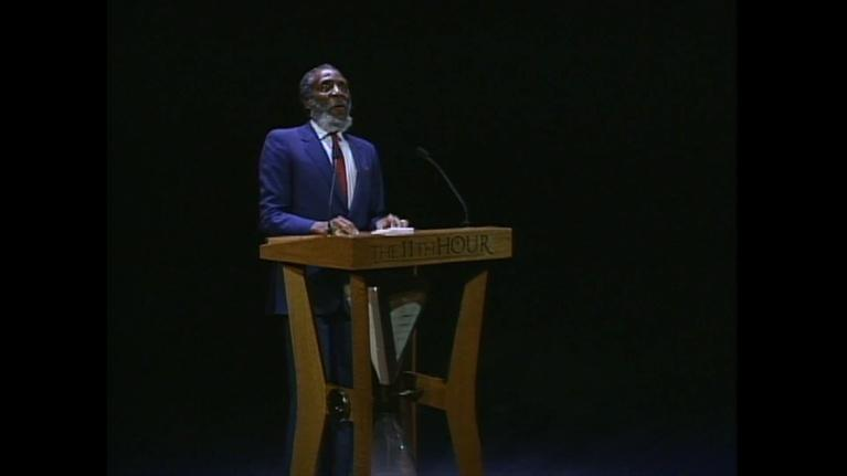 The 11th Hour: Dick Gregory