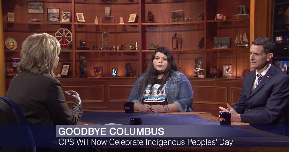 The Debate Over Columbus Day | Season 2020 Episode 03/02/2020 | Chicago Tonight