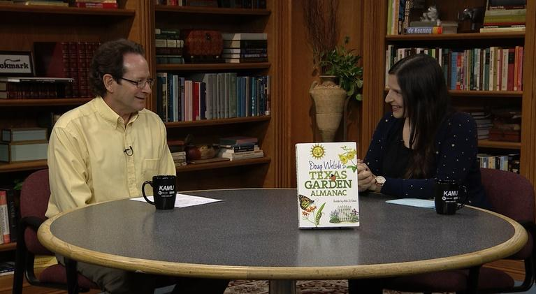 "The Bookmark: Doug Welsh: ""Texas Garden Almanac"""