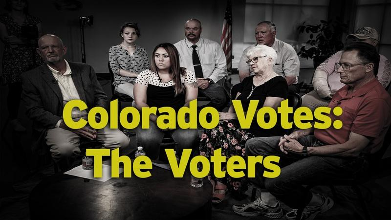 Colorado Votes: The Voters